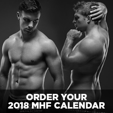 Now here - order your MHF 2018 Calendar