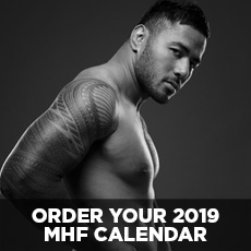 Order your 2019 MHF Calendar