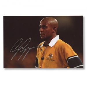 George Gregan Signed Photograph