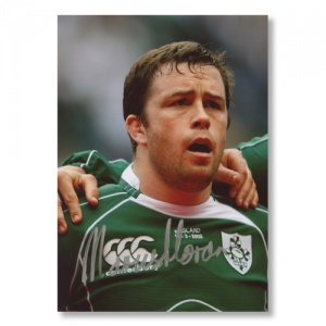 Marcus Horan Signed Photograph