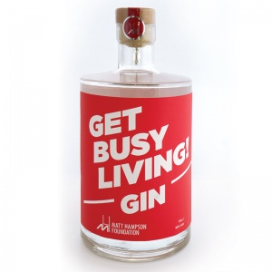 Get Busy Living Gin