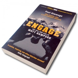 'Engage' the Fall and Rise of Matt Hampson (Paperback)