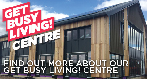 Get Busy Living! Centre