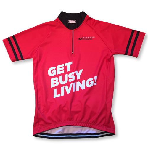 Foundation Cycling Jersey