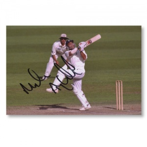 Mark Ramprakash Signed photo