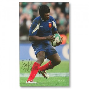 Serge Betsen Signed Canvas