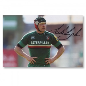 Julian Salvi Signed Photograph