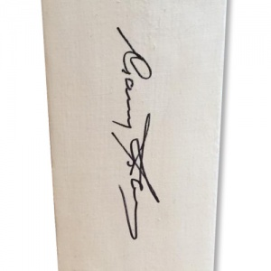 Sir Garfield Sobers Signed Cricket Bat