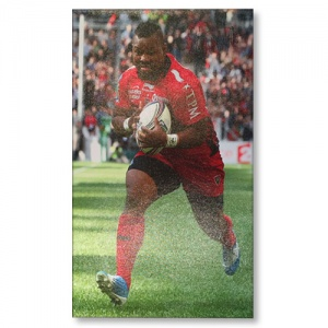Steffon Armitage Signed Canvas