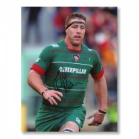 Brad Thorn Signed Photograph