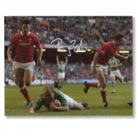 Rory Best Signed Photograph