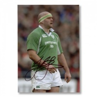 John Hayes Ireland Signed Photograph