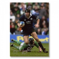 Simon Taylor Signed Photograph