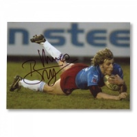Mirco Bergamasco Signed Photograph