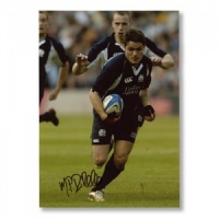Nick De Luca Signed Photograph