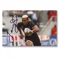 Jerry Collins Signed Photograph