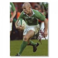 Peter Stringer Signed Photograph