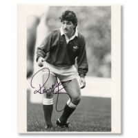 Robert Jones Welsh Signed Photograph