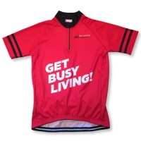 Foundation BLK Cycling Jersey