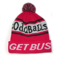 OddBalls Get Busy Living Obble Hat