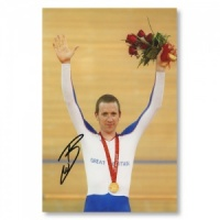 Signed Sir Bradley Wiggins