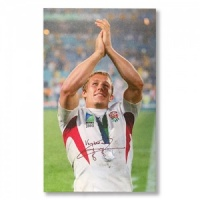 Jonny Wilkinson Signed Canvas