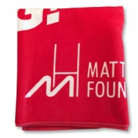Matt Hampson Foundation Beach Towel