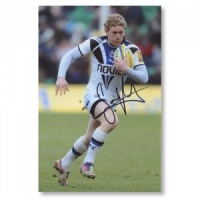 Sam Vesty Signed Photograph