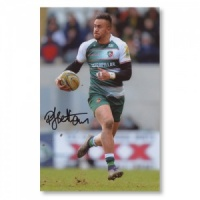 Peter Betham Signed Photograph