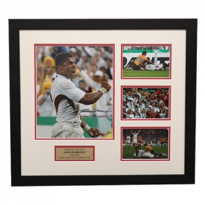 Jason Robinson Signed Framed Photo