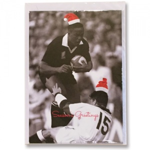Matt Hampson Foundation Iconic Rugby Image Christmas Cards
