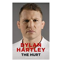 Signed Copy of Dylan Hartley's Book - The Hurt